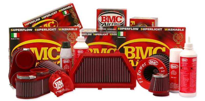 BMC air filter : Filtre à air haute performance