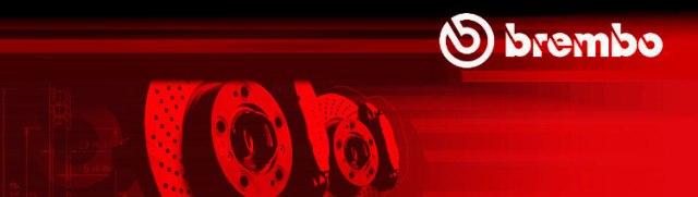 Brembo : plaquettes et disques de frein hautes performances