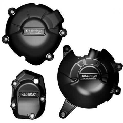 XuBa Protection de Pare-Chocs pour Moto Kawasaki Z900