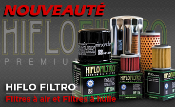 Filtres à air et huile Hiflofiltro