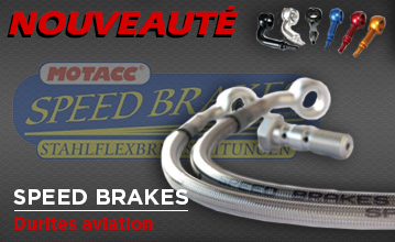 Durite aviation Speed Brakes