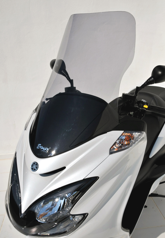 Pare brise haute protection +10cm Ermax Majesty 400 (2009-2013)