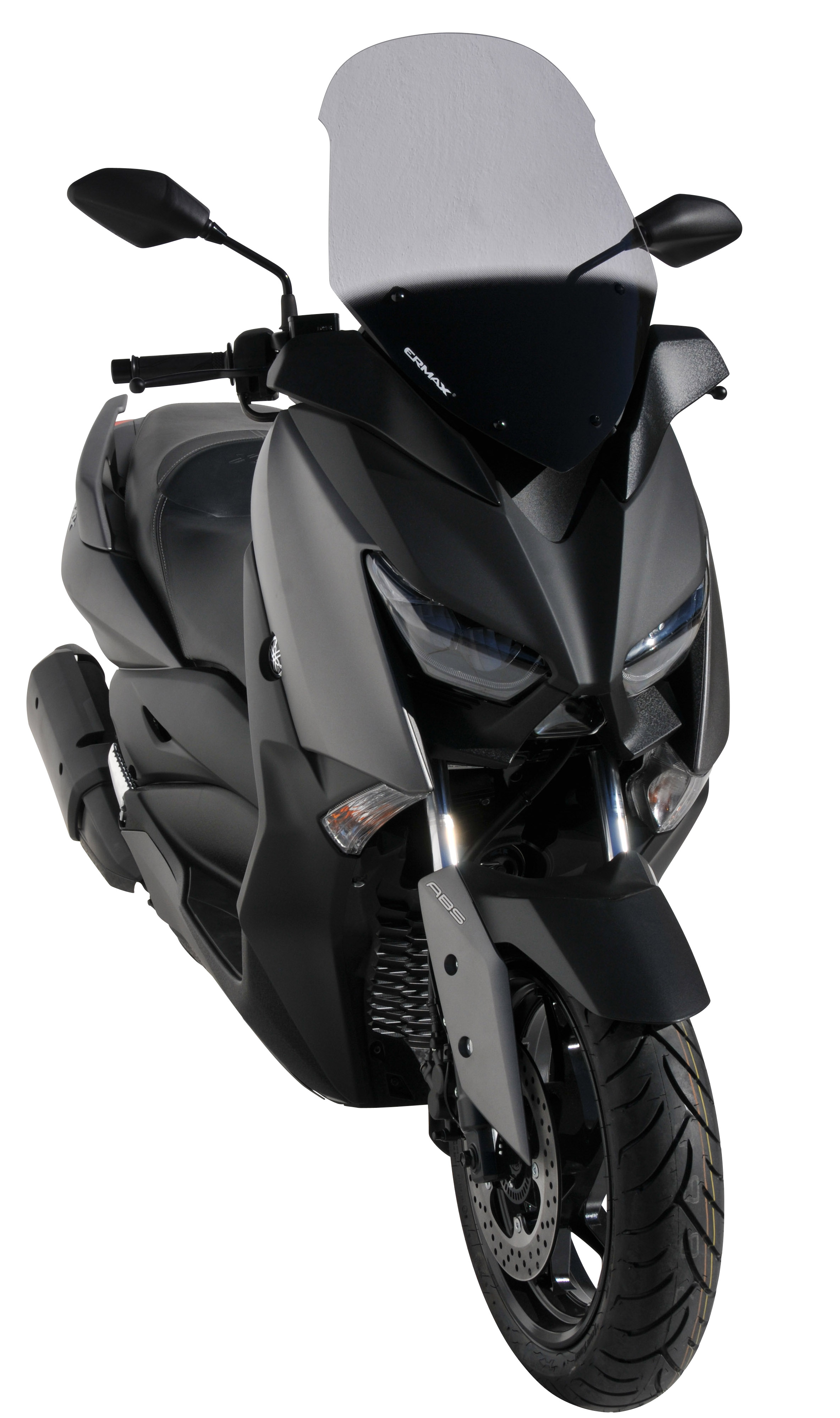 Pare brise haute protection 58cm Ermax X-Max 300 (17-18)