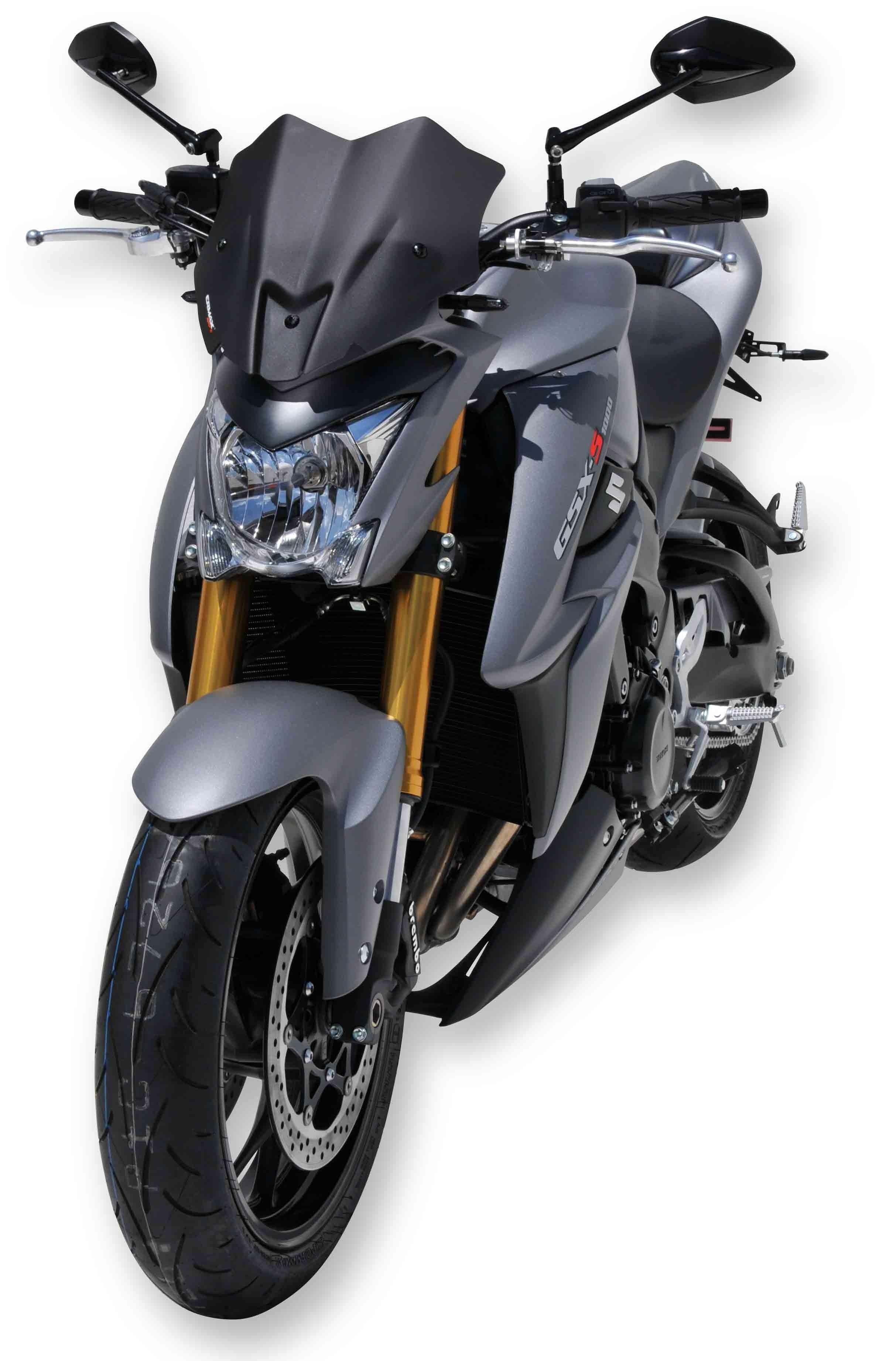 Saute vent sport 30cm Ermax GSX-S1000 (2015-2018)