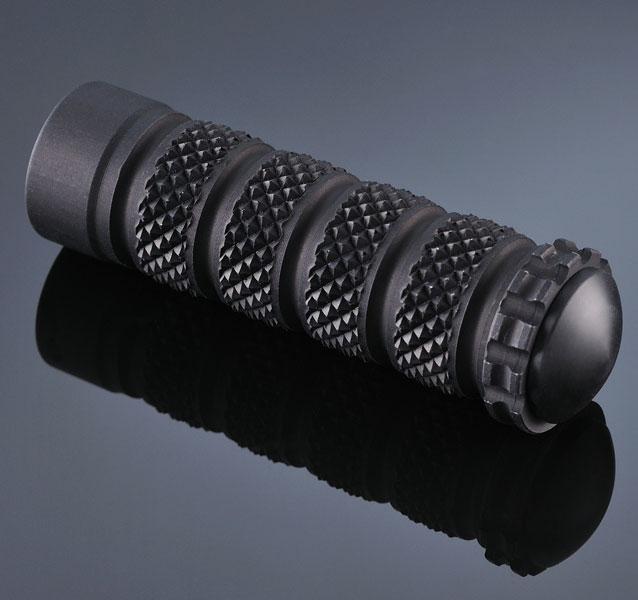 Repose-pieds fixe + vis tête cylindrique Lightech M8x20