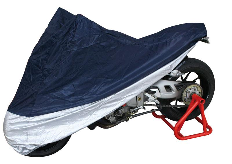 Housse de protection moto BIHR Taille L 228x99x125. Housse de protection moto BIHR Taille L 228x99x125