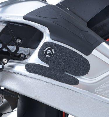 Adhésifs anti-frottement bras oscillant R&G S1000R / RR / HP4 (09-18)