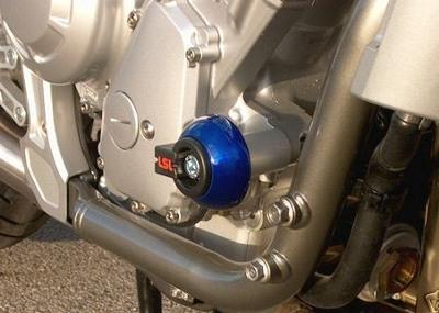 Kit fixation Crash Pad LSL FZS1000 Fazer (2001-2005). Kit fixation Crash Pad LSL FZS1000 Fazer (2001-2005)
