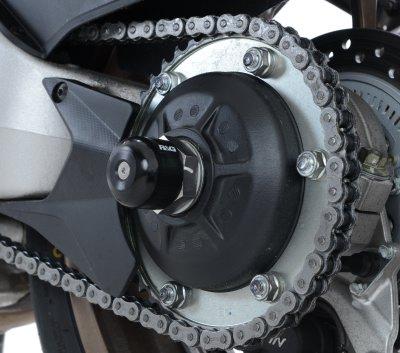 Protection de bras oscillant R&G VFR800F (14-18), Crossrunner (15-18)