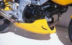 Sabot moteur Ermax SV650 (1999-2002)