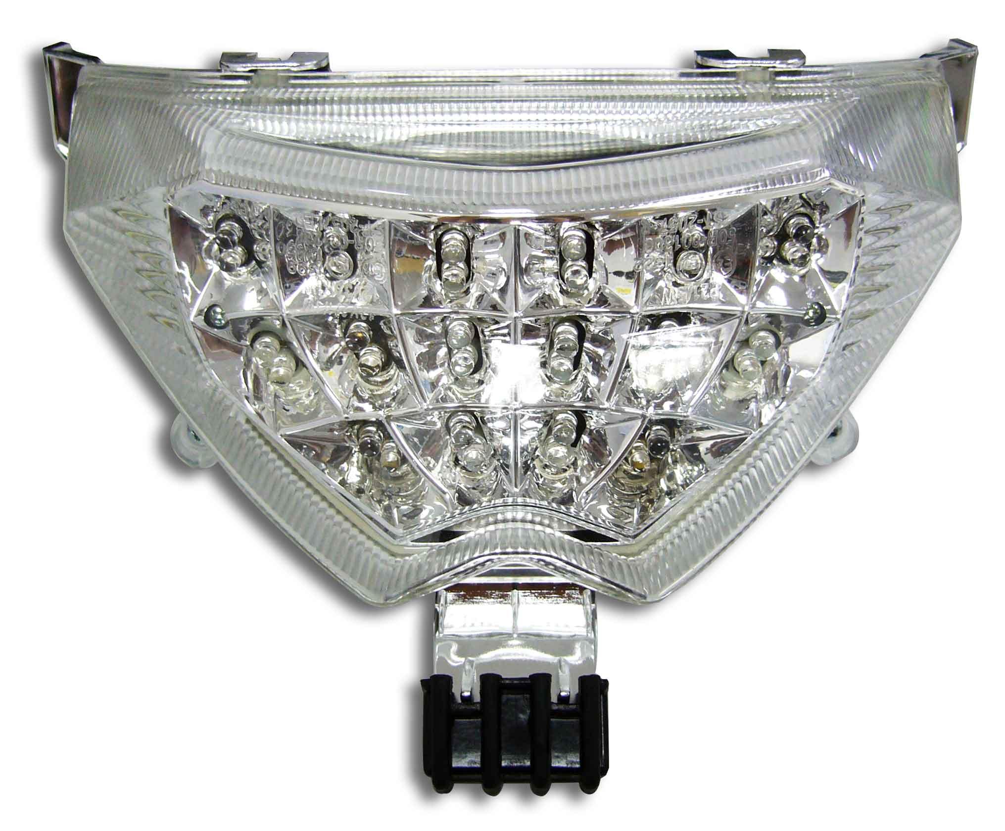 Feu AR blanc à led Ermax GSX650F (2008-2016)