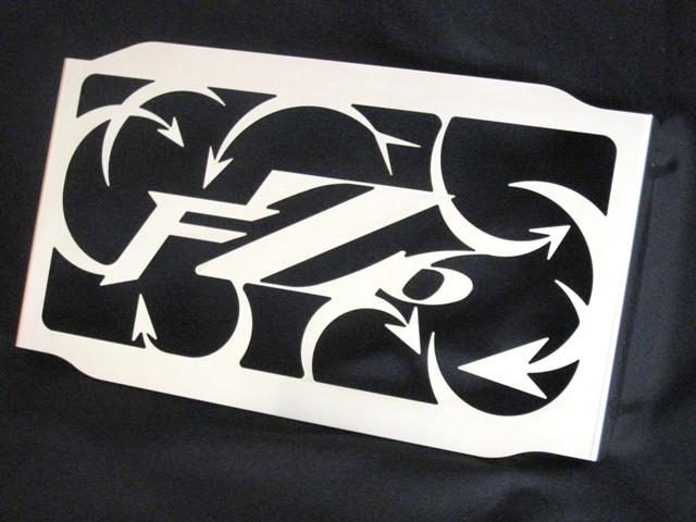 Grille de radiateur FZ6N / S / S2 (2007-2010)