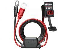 Câble avec indicateur de charge NOCO X-Connect 12V