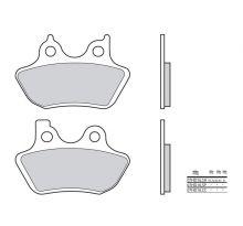 Plaquettes de frein Brembo 07HD16SA Métal fritté