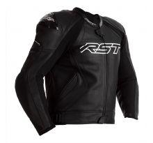Blouson RST Tractech EVO 4 CE cuir noir homme