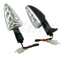 Clignotant LED V Parts avant droit/arrière gauche type origine