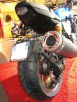 Support de plaque ras de roue XJR1300 / Racer (15-16)
