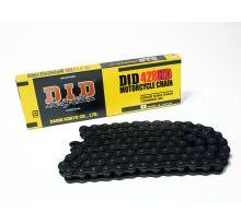 Chaîne de transmission D.I.D 428 HD noir/noir
