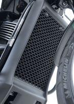 Protection de radiateur noire R&G XG750 Street (14-19)