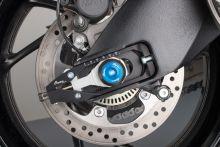 Protections de fourche et bras oscillant LighTech GSX-S750 / 1000 (17-19)