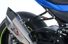 Kit suppression repose-pieds AR R&G GSX-R1000 / R (17-19)