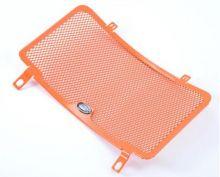 Protection de radiateur orange R&G 1290 Super Duke GT / R (14-19)