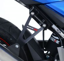 Kit suppression repose-pieds AR R&G GSX-250R (17-19)