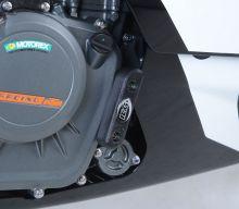 Slider moteur droit R&G RC390 (2017-2019)