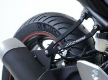 Kit suppression repose-pieds AR R&G YZF-R3 (15-19)