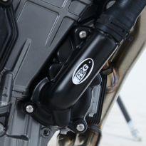 Couvre carter droit pompe à eau R&G 790 Duke (18-19)