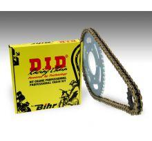 Kit chaîne standard D.I.D 530 VX CBR1000F (1989-1995)