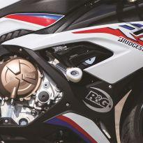 Tampons de protection AERO Race noir R&G S1000RR (2019)