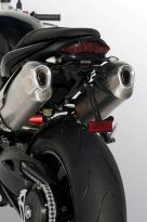 Passage de roue Ermax Speed Triple 1050 (2011-2015)