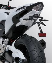 Support de plaque Ermax CB600 Hornet (2011-2014)
