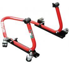 Béquille de stand Bike-Lift Easy Mover 360° avec supports en V