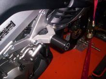 Tampons de protection Classic R&G DL1000 V-Strom (02-05)