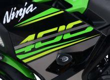 Tampons de protection AERO R&G Ninja 400 / Z400 (18-19)