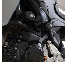 Tampons de protection arrière AERO R&G F900R / XR (2020)
