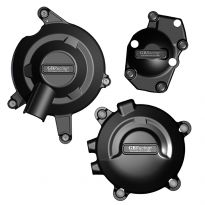 Kit protection moteur GBRacing Daytona 675 / R (13-16), Street Triple 765