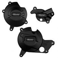 Kit protection moteur GBRacing DL650 V-Strom (17-18), SV650 (16-18)