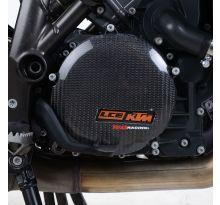 Slider moteur droit carbone R&G 1290 Super Duke R (2020)