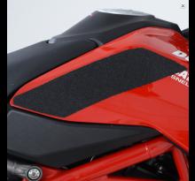 Grip de réservoir R&G Easy Grip translucide Hypermotard 950 (19-21)