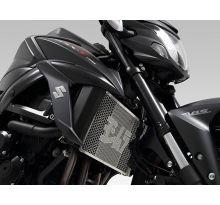 Protection de radiateur Yoshimura inox GSR750, GSX-S750