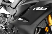 Patins de protection Top Block YZF-R6 (2017-2019)