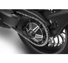 Bouchons axe roue arrière DPM Race CB1000R (18-21)