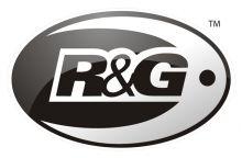 Protection de radiateur argent R&G Ducati