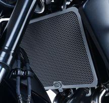 Protection de radiateur titane R&G MT-09 / SP / Tracer / GT (17-20), XSR900