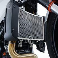 Protection de radiateur noire R&G 701 Vitpilen (18-19)