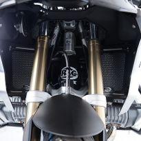 Protection de radiateur noire R&G R1250GS / Adventure / R1250RT (19)