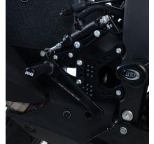 Commandes reculées R&G ZX-636R (2019-2020)